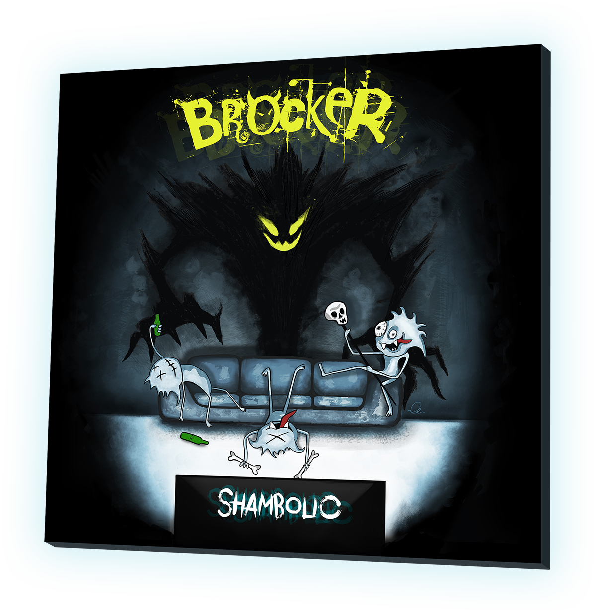 BROCKER - Shambolic