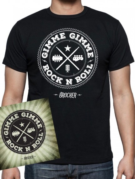Gimme Gimme Rock n' Roll Bundle [SOLD OUT]