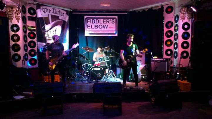 Great night at Fiddler's Elbow – Camden with Silo 18 and The Dukes Of Bordello. Thanks to Eddi for e…