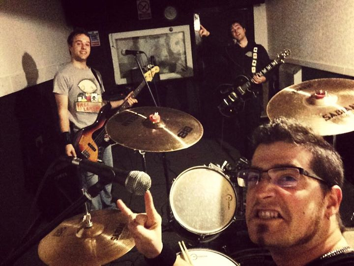 Great practice tonight for our mid-May studio session in preparation for our upcoming single. Punk n…