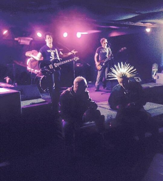 """Review of our gig at The Intake Mansfield, last Saturday 6th June:  """"As always Brocker were awesome…."""