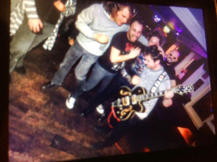 Insane night at The Horns in Watford tonight. Thanks to the Portuguese Armada for their mosh pit and…