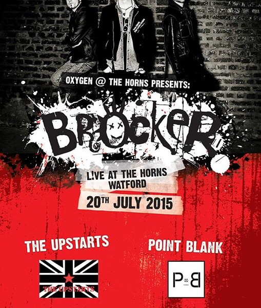 Next Monday 20th July we hit The Horns Watford after a bit of a break from gigging due to being busy…
