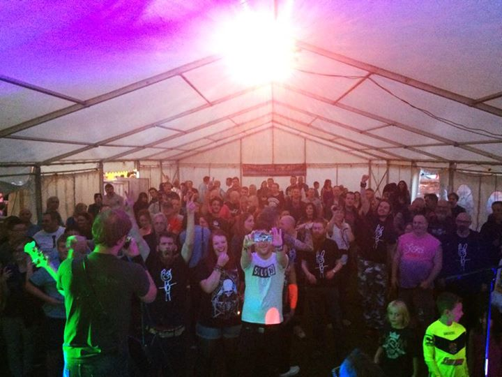 Thank you Balstock. What an amazing weekend with our Spanish punkobilly punk rocker friends Horror B…