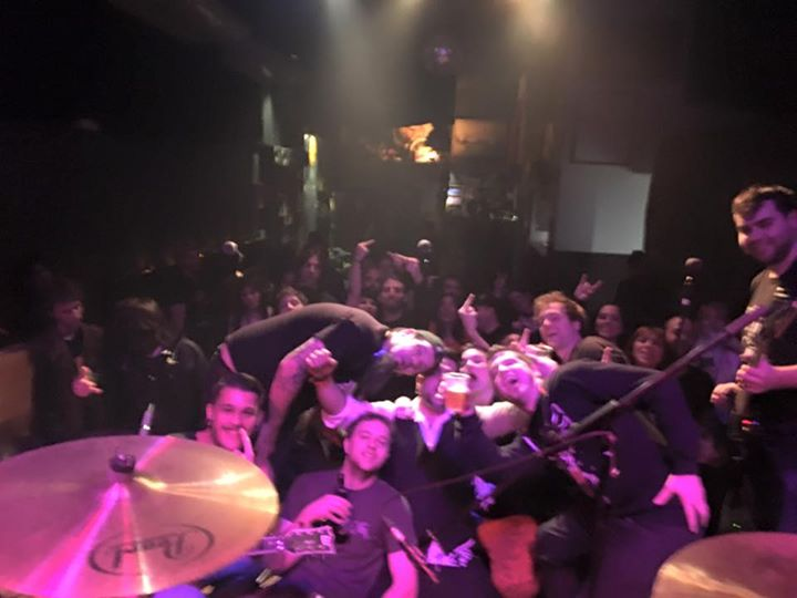 Insane night in Sevilla! Gracias gracias gracias! Tomorrow we burn Madrid!