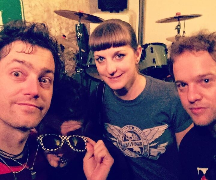 Great night at Exit Inside, Lokeren! Here we're with Pauline the great Pauline from Paultergeist Boo…
