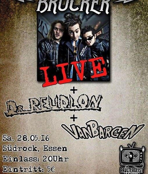 Our Belgian/German tour starts this Thursday!  – 26/05, 8pm : Exit Inside, Lokeren BE – 27/05, 9pm :…