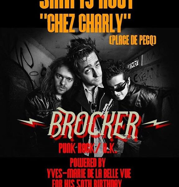BELGIUM! We're back, and for the first time in Pecq at the Chez Charly (August 19th) for our good fr…