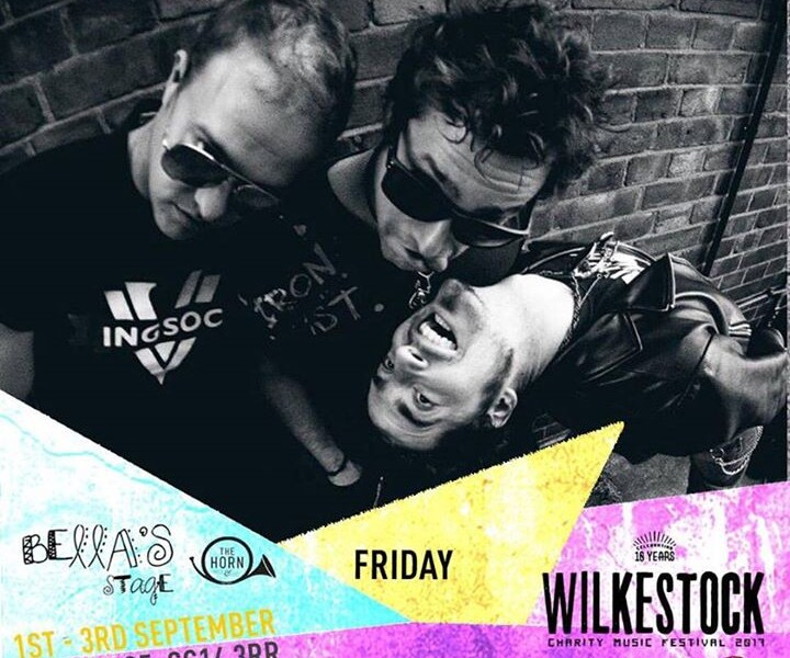 Super stoked to be playing Wilkestock festival on Friday September 1st at Bella's stage! Salud! x //…