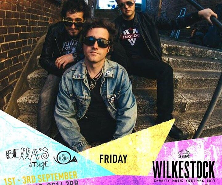 Wilkestock!! Hope you're ready for tomorrow night as we close the Bella's Stage at 1.20am! Pogo part…