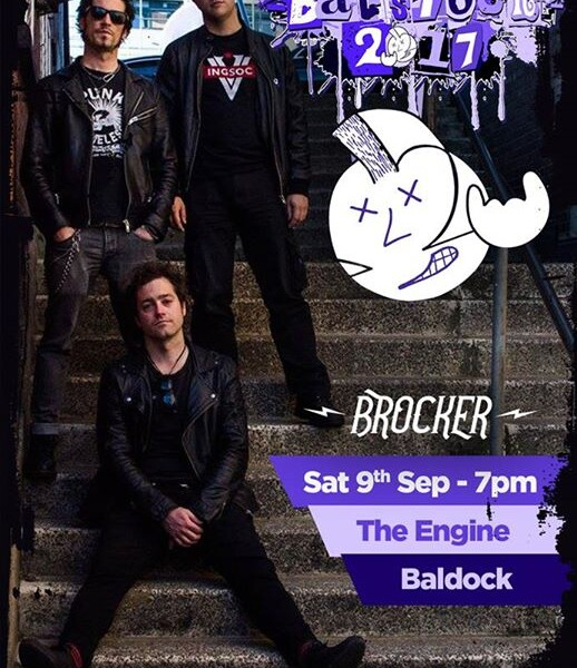 BALSTOCK 2017 – Official festival is back! 8-10th Sep. This Saturday we return to The Engine at 7pm….