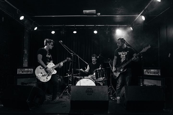 The Black Heart, Camden // 08-11-17. Amazing gig with 2 minutos (Argentinan punk boludos) // Sexy ph…