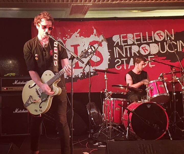 Rebellion Punk Music Festival was amazing! Thanks to the very organised team, Jonny Taylor on the In…